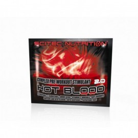 Scitec Nutrition Hot Blood Plic 20g