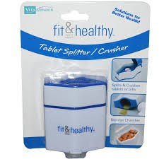 Fit&Healthy Tablet Crusher
