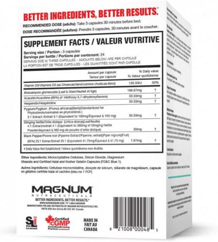 Magnum Nutraceuticals - E-brake 72caps