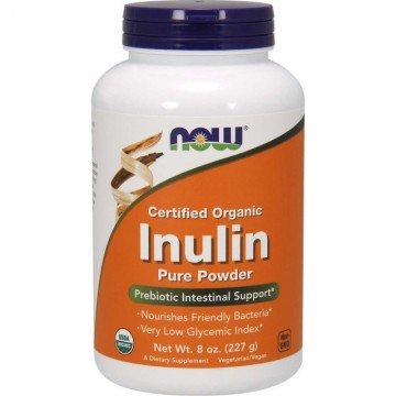 Now Inulin 227g