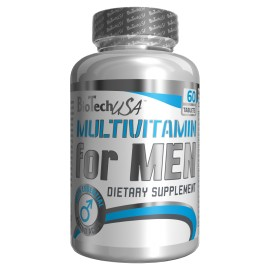 Biotech Multivitamin for Men 60caps