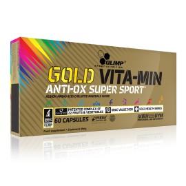 Olimp Gold Vita-Min Anti-Ox Super Sport 60caps