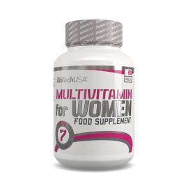 Biotech Multivitamin for Women 60caps