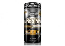 Muscletech Platinum 100% L-Arginine 100caps