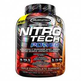 Muscleteh NitroTech Power 1,81 kg