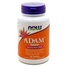 Now Foods Adam 60 Softgels