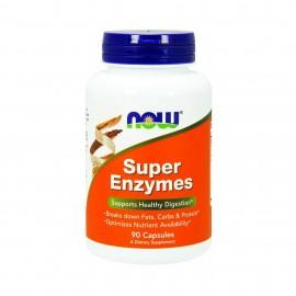Now Super Enzymes 90caps
