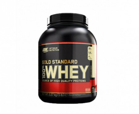 Optimum Nutrition - Whey gold standard - 2.27 kg