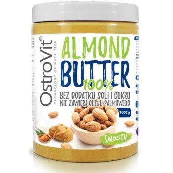 OstroVit Almond Butter 100% 1kg
