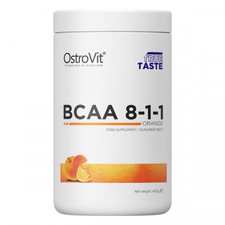 Ostrovit - BCAA 8-1-1 (TrueTaste) - 400g