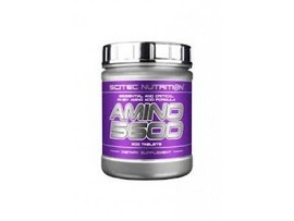 Scitec Amino 5600 / 200 tablete