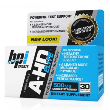 BPI A-HD Elite 30caps (EXP: 06/2021)