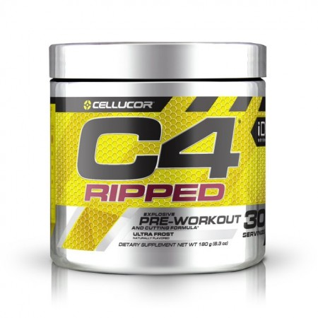 Cellucor C4 Ripped 180g (Exp. 09.2021)