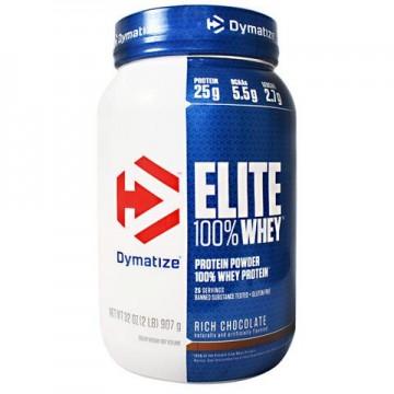 Dymatize Elite 100% Whey Protein 907g