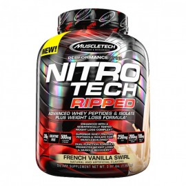 Muscletech NitroTech Ripped 1,81kg
