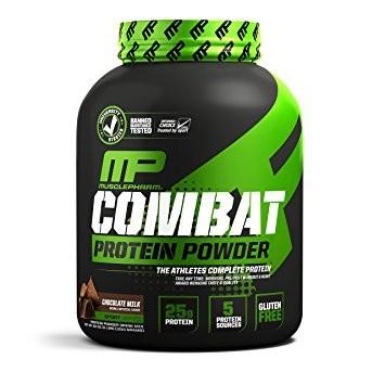 MusclePharm: Combat Powder 4 lbs(1.8kg)