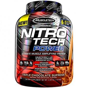 Muscletech NitroTech Power 1,8kg