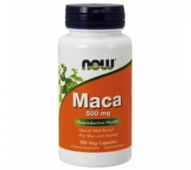 Now - Maca 500mg - 100caps