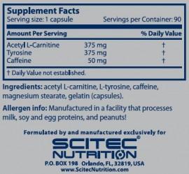 Scitec Nutrition Mental Focus 90caps
