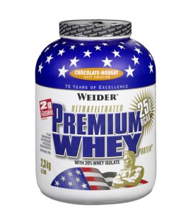 WEIDER Premium Whey 2,3kg