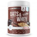 Allnutrition - Oats&Whey (Ovaz cu adaos de proteina) - 500g
