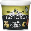 Meridian Foods - Unt de caju (Smooth) - 1kg