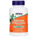 Now Calciu D-glucarat 500mg 90 capsule