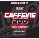Nutrex Caffeine 200 60caps