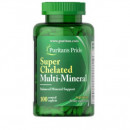 Puritan's Pride - Super Chelated Multi-Minerals with Zinc (multiminerale) - 100 capsule