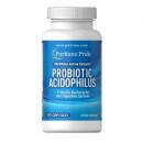 PURITANS PRIDE - PROBIOTIC ACIDOPHILUS - 100 capsule