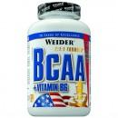 Weider BCAA + Vitamin B6 130caps