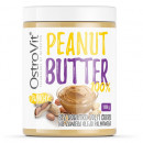 OstroVit - Unt de arahide 100% (peanut butter smooth/crunchy) - 1kg
