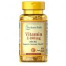 Puritan's Pride - Vitamina E-400UI 180mg - 100caps