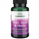 Swanson - Hair, Skin & Nails - 60 capsule