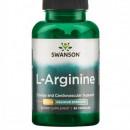 Swanson - L-arginine 850mg (L-arginina) - 90 capsule