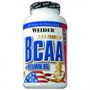 Weider BCAA + Vitamin B6 260caps