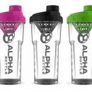 Alpha Bottle Shaker 750ml