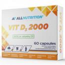 Allnutrition - Vitamina D3 2000IU - 60 capsule