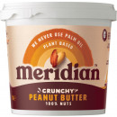 Meridian Foods - Unt de arahide (peanut butter)(Smooth/Crunchy) - 1kg