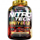 MuscleTech NitroTech 100% Whey Gold 2,27kg