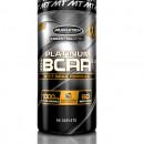 Muscletech - Platinum 100% BCAA 8-1-1 - 60 capsule