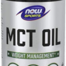 NOW FOODS - MCT oil - 946ml