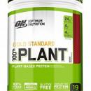 Optimum Nutrition - Gold Standard 100% Plant 684g BBE : 12.2021