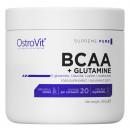 Ostrovit - BCAA + Glutamina (SupremePure) - 200g (EXP. 17.10)