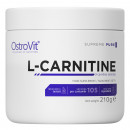 Ostrovit - L-carnitina (SupremePure) - 210g
