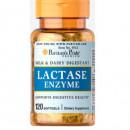 Puritan's Pride - Lactase Enzyme 125mg (enzima lactaza) - 120 capsule