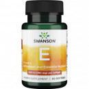 Swanson - Vitamina E 400IU - 60 capsule