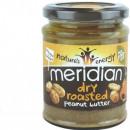 Meridian Foods - Unt de arahide (Dry Roasted)(Smooth) - 280g