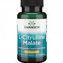 Swanson - L-citrulline malate (L-citrulina malata) 750mg - 60 capsule