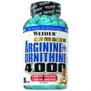 WEIDER Arginine + Ornithine 4.000 -180 caps